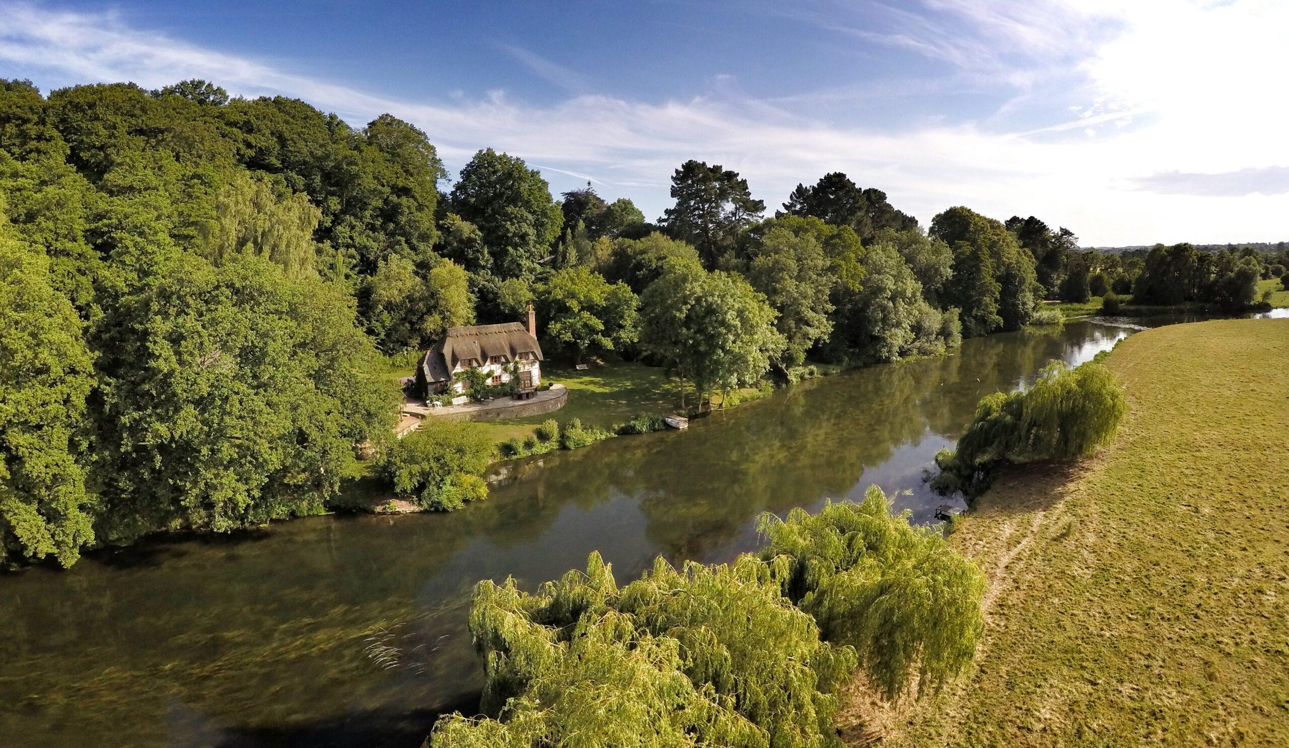 Fishing the Hampshire Avon