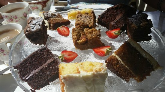 New Forest National Park home-made cakes